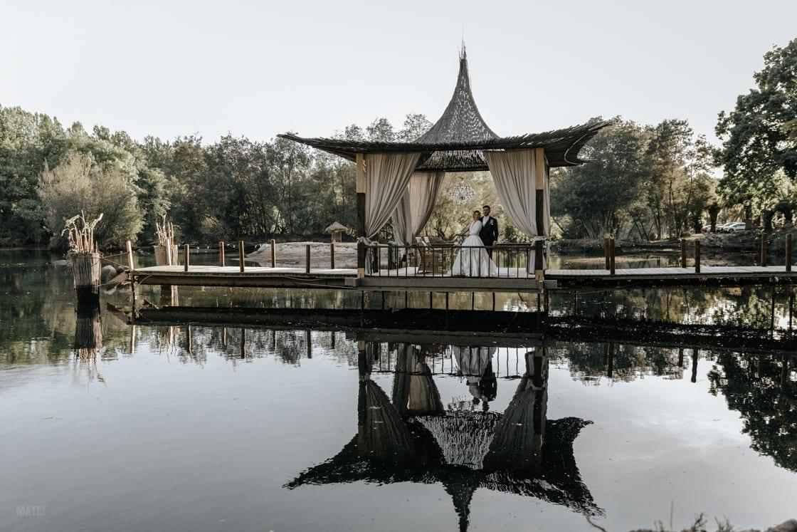 Fotografias De Boda En Quinta Lago Dos Cisnes Mate Bodas